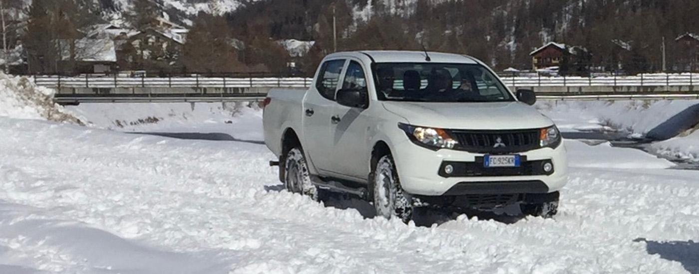 Corso di Guida Snowice